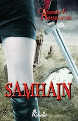 Amaranthe, Cassandre F. Samhain