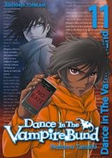 Tamaki, Nozomu. Dance in the vampire Bund, tome 11