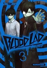 Kodama, Yuki. Blood lad, tome 3