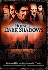 Curtis, Dan. House of Dark Shadows. 1970