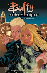 Whedon, Joss – Chambliss, Andrew – Jeanty, George. Buffy contre les vampires, saison 9. Tome 2 : Toute seule