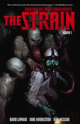 Lapham, David – Huddleston, Mike. The Strain, tome 1. La lignée