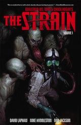 Lapham, David – Huddleston, Mike. The Strain, tome 1. La lignée