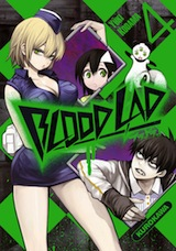 Kodama, Yûki. Blood lad, tome 4