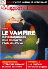 Collectif. Le magazine littéraire n°529 : Le vampire, métamorphoses d'un immortel