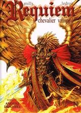 Mills, Pat – Ledroit, Olivier. Requiem chevalier vampire. Tome 11 : Amours Défuntes