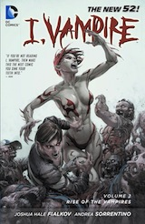 Fialkov, Joshua Hale – Sorrentino, Andrea. I… Vampire, tome 2. Rise of the vampires