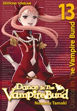 Tamaki, Nozomu. Dance in the vampire Bund, tome 13
