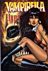 Ellis, Warren – Conner, Amanda. Vampirella Lives