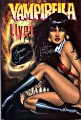 Ellis, Warren – Conner, Amanda. Vampirella Lives