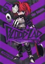 Kodama, Yuki. Blood Lad, tome 5