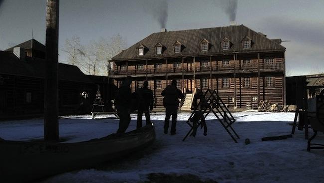 Eisner, Breck. Fear Itself, épisode 1. Le sacrifice. 2008