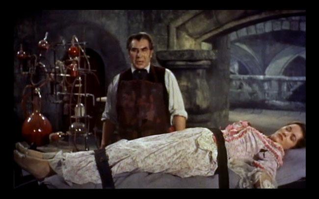 Cass, Henry. Le Sang du vampire. 1958