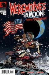 Land, Dave – Fillbach, Matt – Fillbach, Shawn. Werewolves on the Moon: Versus Vampires