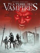 Muñoz, David – Garcia, Manuel. Terre des vampires, tome 1. Exode