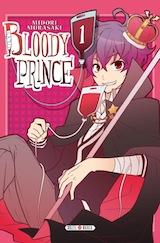 Murasaki, Midori. Bloody prince, tome 1