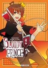 Murasaki, Midori. Bloody Prince, tome 2