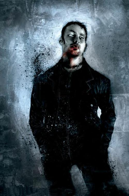 Templesmith, Ben. Interview du dessinateur de 30 jours de nuit, Criminal Macabre, etc.