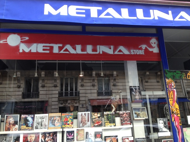 Metaluna Store (75 - Paris)
