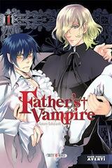 Kobayashi, Kotaro. Father's Vampire tome 1