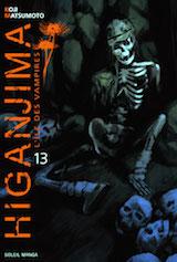 Matsumoto, Koji. Higanjima, L'Île des vampires. Tome 13