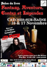 Fantasy en Beaujolais 2013 : les invités et le programme