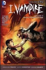 Fialkov, Joshua Hale – Sorrentino, Andrea. I… Vampire, tome 3. Wave of mutilation