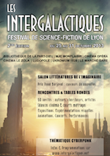 Les intergalactiques 2013 : de l'augmentation et des vampires