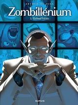 De Pins, Arthur. Zombillénium, tome 3. Freaks Control