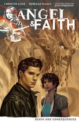 Gage, Christos – Isaacs, Rebekah. Angel & Faith, tome 4. Death and Consequences