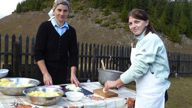Leissner, Hanna. Cuisine des terroirs : La Transylvanie. 2013