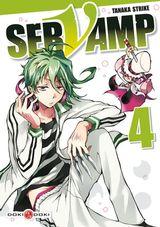 Strike, Tanaka. Servamp, tome 4