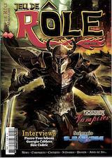 Collectif. Jeu de rôle magazine n°25 : Dossier vampires