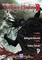 Kikuchi, Hideyuki – Takaki, Saiko. Vampire Hunter D, tome 7