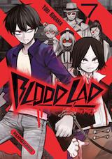 Kodama, Yûki. Blood Lad, tome 7