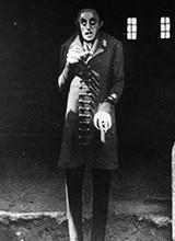 Le vampire, star du cinéma. 1ère partie : 1922 – 1952
