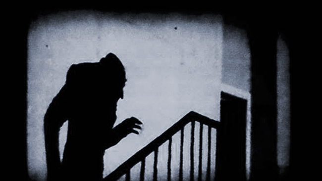 Le vampire, star du cinéma. 1ère partie : 1922 - 1952
