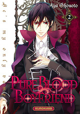 Shouoto, Aya. Pure Blood Boyfriend, tome 2