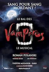 Le bal des vampires s'annonce au Théâtre Mogador