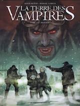 Muñoz, David – Garcia, Manuel. Terre des vampires, tome 2. Requiem
