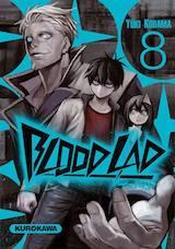 Kodama, Yûki. Blood Lad, tome 8