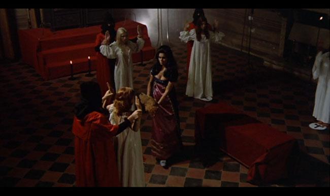 Solvay, Paolo. Les Vierges de la pleine lune. 1973