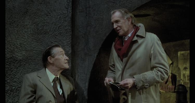 Ward Baker, Roy. Le Club des monstres. 1981