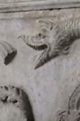 La tombe de Dracula à Naples ?