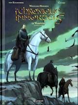 Von Eckartsberg, Benjamin – Chaiko. La Chroniques des immortels, tome 4. Le Vampyre