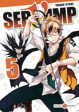 Strike, Tanaka. Servamp, tome 5