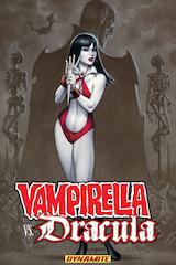 Harris, Joe – Rodriguez, Ivan. Vampirella VS Dracula