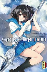 Gakuto, Mikumo – Tate. Strike the Blood, tome 1