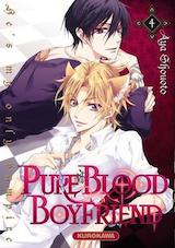 Shouoto, Aya. Pure Blood Boyfriend, tome 4