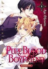 Shouoto, Aya. Pure Blood Boyfriend, tome 4